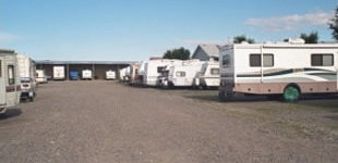 RV, Boat, Trailer Storage